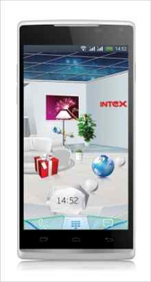 Whatsapp on Intex Aqua HD
