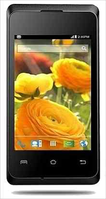 Whatsapp on Lava Mobiles Iris 350M