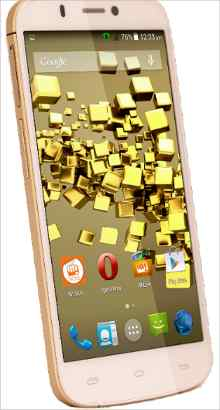Whatsapp on Micromax Canvas Gold A300