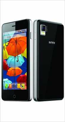 Whatsapp on Intex Aqua Style (2014)