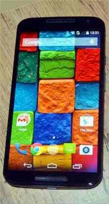 Whatsapp on Motorola new Moto X 16GB