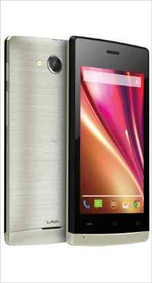Whatsapp on Lava Mobiles Iris 404 Flair