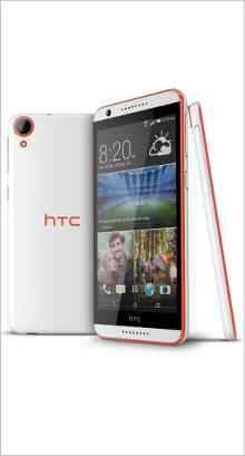 Whatsapp on HTC Desire 820