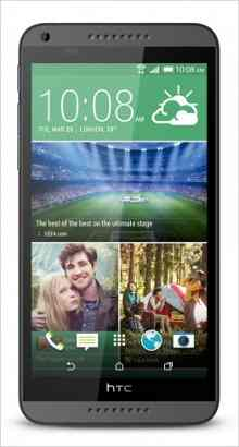 Whatsapp on HTC Desire 816G Dual Sim
