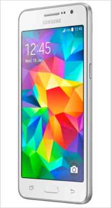 Whatsapp on Samsung Galaxy Grand Prime