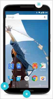 Whatsapp on Motorola Google Nexus 6 64 GB