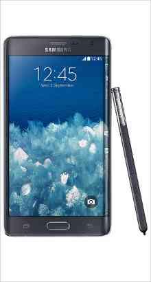 Whatsapp on Samsung Galaxy Note Edge