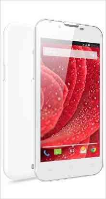 Whatsapp on Lava Mobiles Iris 500