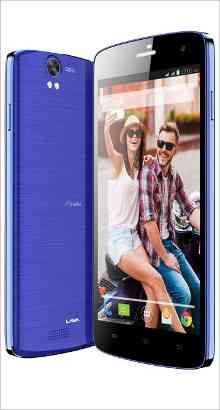 Whatsapp on Lava Mobiles Iris Selfie 50