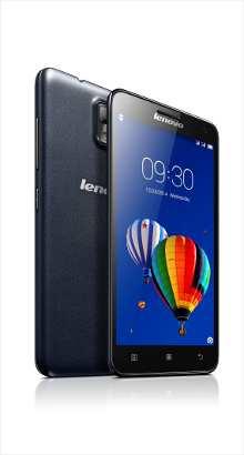 Whatsapp on Lenovo S580