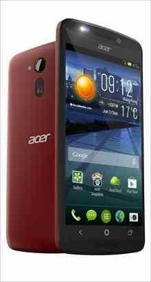 Whatsapp on Acer Liquid E700
