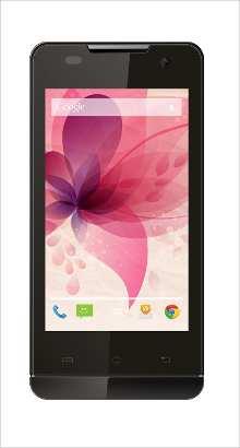 Whatsapp on Lava Mobiles Iris 400Q