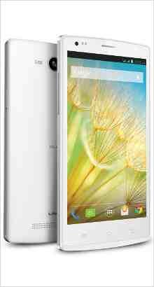 Whatsapp on Lava Mobiles Iris Alfa