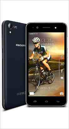 Whatsapp on Karbonn Titanium Machone S310