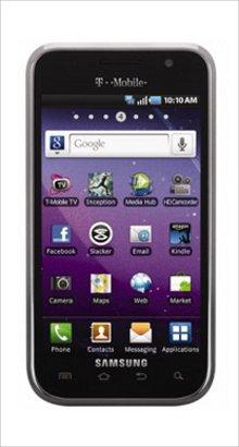 Whatsapp on Samsung Galaxy S 4G
