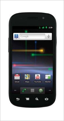 Whatsapp on Samsung Google Nexus S I9023