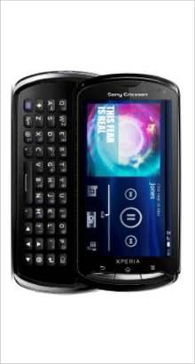 Whatsapp on Sony Ericsson Xperia Pro