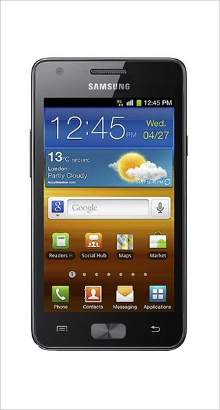 Whatsapp on Samsung Galaxy R I9103
