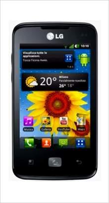 Whatsapp on LG Optimus Hub E510