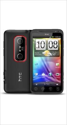 Whatsapp on HTC EVO 3D
