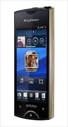 Whatsapp on Sony Ericsson Xperia Ray