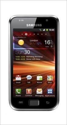 Whatsapp on Samsung Galaxy S Plus