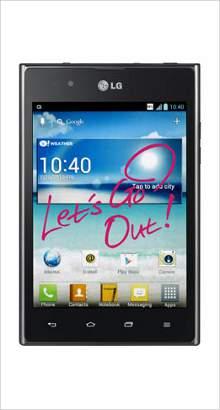 Whatsapp on LG Optimus Vu