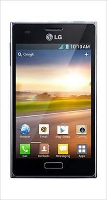 Whatsapp on LG Optimus L5 Dual E615