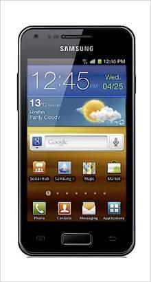 Whatsapp on Samsung Galaxy S Advance