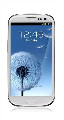 Whatsapp on Samsung Galaxy SIII