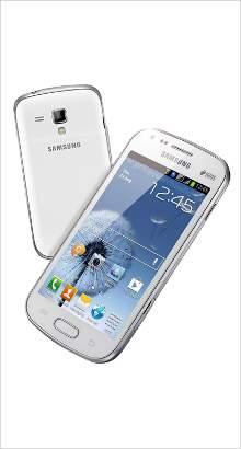 Whatsapp on Samsung Galaxy S Duos