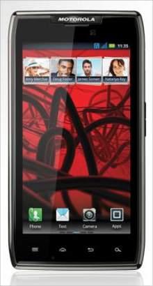 Whatsapp on Motorola RAZR MAXX