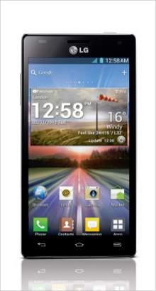 Whatsapp on LG Optimus 4X HD