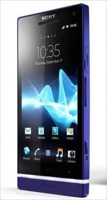 Whatsapp on Sony Xperia SL