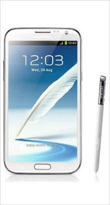 Whatsapp on Samsung Galaxy Note II N7100