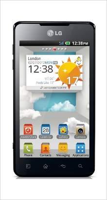 Whatsapp on LG Optimus 3D Max