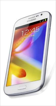 Whatsapp on Samsung Galaxy Grand I9080