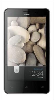 Whatsapp on Lava Mobiles Iris 502