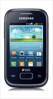 Whatsapp on Samsung Galaxy Y Plus