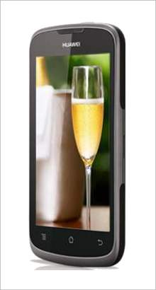 Whatsapp on Huawei Ascend Y300
