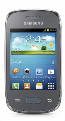 Whatsapp on Samsung Galaxy Pocket Neo
