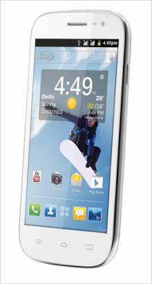 Whatsapp on Spice Mobiles Smart Flo Pace 2 Mi502