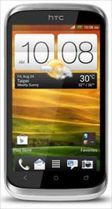 Whatsapp on HTC Desire XDS