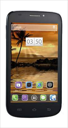 Whatsapp on Lava Mobiles Iris 501