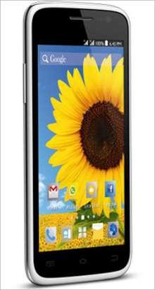 Whatsapp on Spice Mobiles Pinnacle FHD Mi525