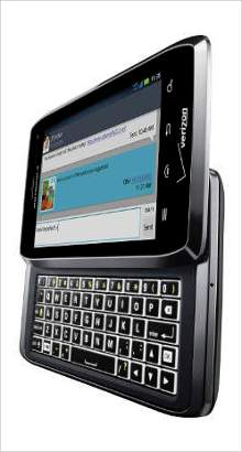 Whatsapp on Motorola DROID 4 XT894