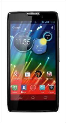 Whatsapp on Motorola Razr HD
