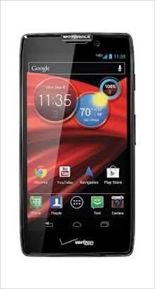 Whatsapp on Motorola Droid Razr Maxx HD