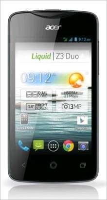 Whatsapp on Acer Liquid Z3