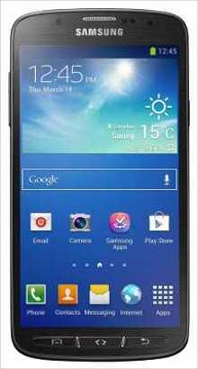 Whatsapp on Samsung Galaxy S4 Active